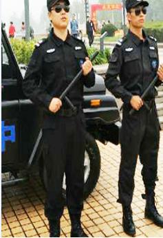 保安服务的业务技术条件