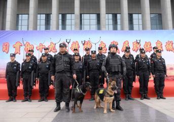 保安服务着装人员范围