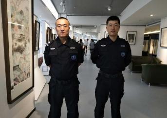 """滨州保安公司办事将""""四点要求""""落地生根"""