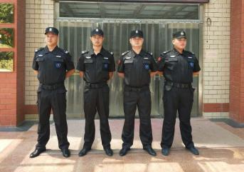 严格管理培训用素质证明保安员的社会地位