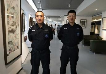 """保安公司社区保安巡逻""""结合""""方式"""