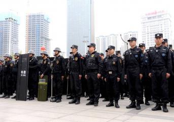 一名合格的滨州保安要具有过硬的职业素质!