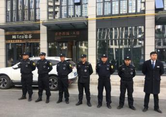 滨州保安公司:门卫保安人员的职责