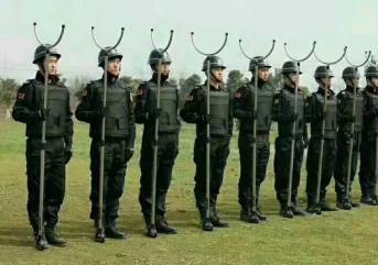 滨州保安公司服务人员八大不可为行为