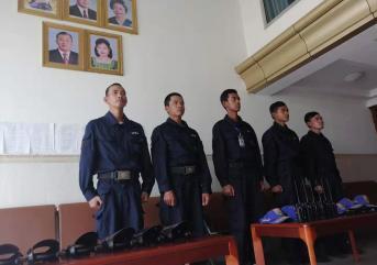 滨州保安公司:如何成为一名优秀的、合格的保安?